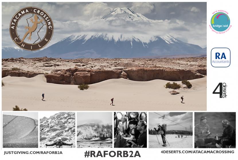 #RAforB2A for Bridge2Aid