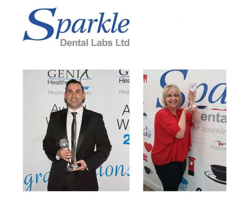 Sparkle Dental Labs Recognises Outstanding Commitment
