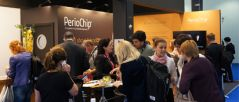 Delegates discover the benefits of PerioChip® at EuroPerio 8