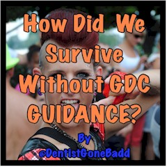 How did we survive without GDC guidance