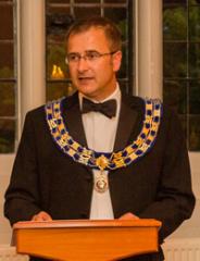 Mike Cann BDIA President