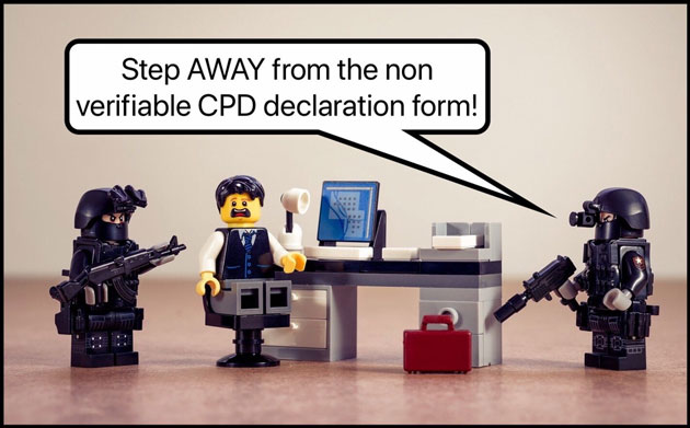 CPD, Or Not CPD - That Is The Question?