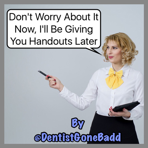 CPD Courses By@DentistGoneBadd