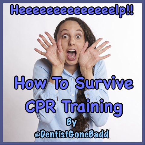 Hoe to survive CPR Training