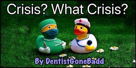Crisis? What Crisis?