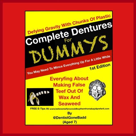 Complete Dentures by @DentistGoneBadd
