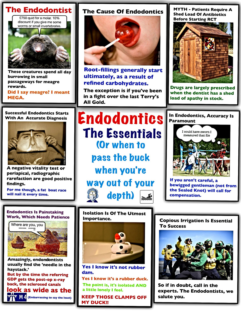 Endodontics -The Essentials