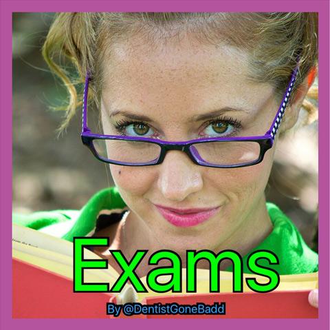 Final Exam MCQ by @DentistGoneBadd