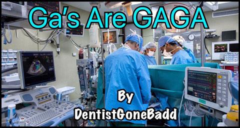 GA's are GAGA