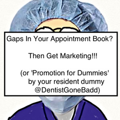 Marketing by @dentistgonebadd