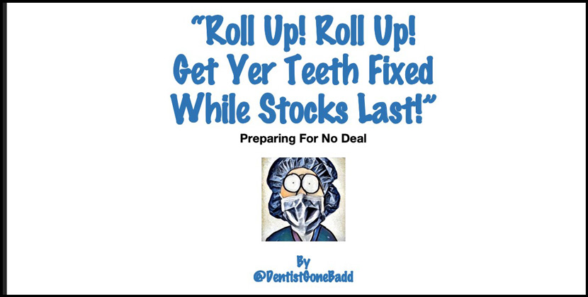 Is your practice 'No Deal' ready?