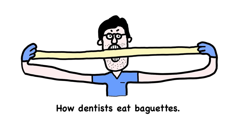 Dental nurses - the Good, the Bad & the Giggly