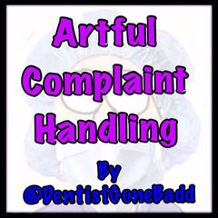 The Poetry of Complaint Handling