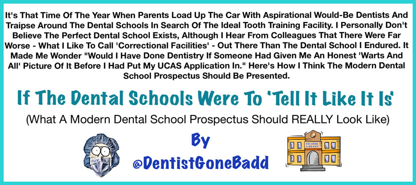 Dental School Prospectus