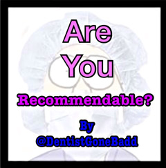 Are you recommendable?