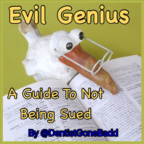 A guide to not being sued
