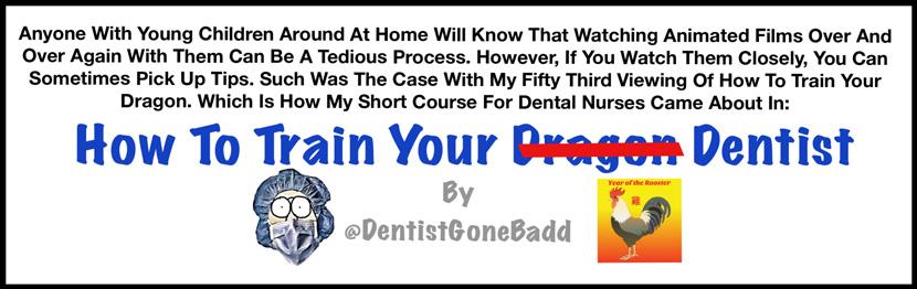Train Your Dentist