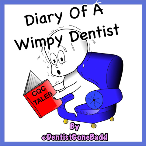 Diary of a Wimpy Dentist (2)
