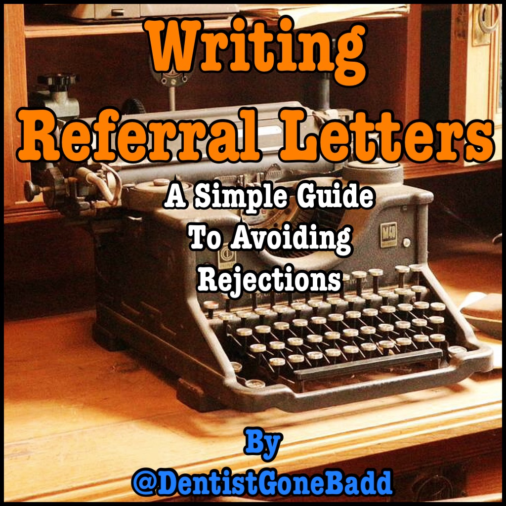 Writing Referrals by