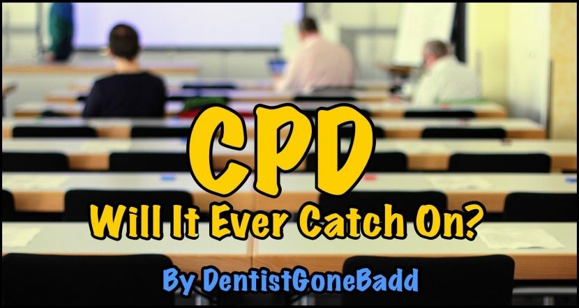 CPD, Or Not CPD - That Is The Question