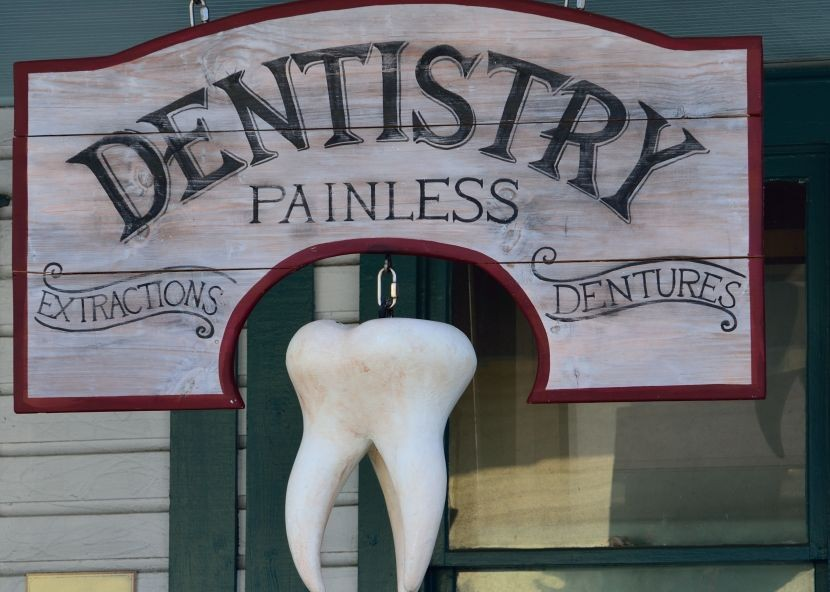 How can you tell a good dentist?